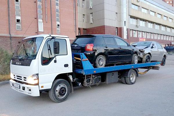 Заказ эвакуатора в Красногорске