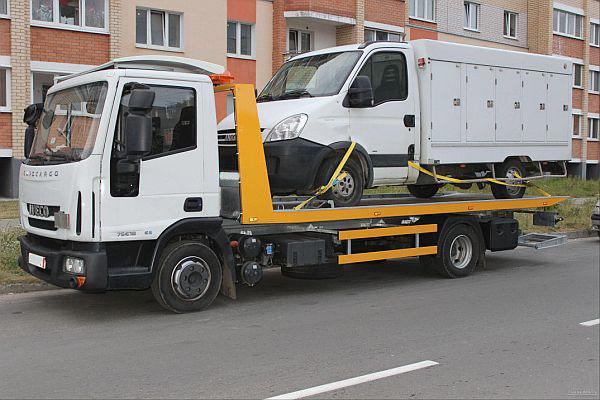 цены на перевозку эвакуатором в Краснознаменске: