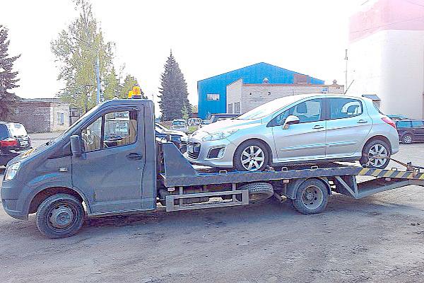 Заказ эвакуатора в Краснознаменске