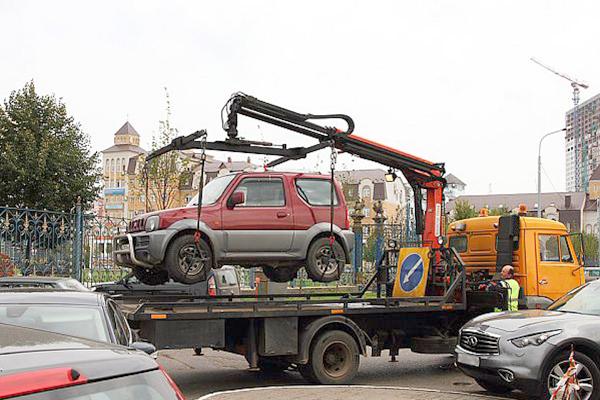 цены на перевозку эвакуатором в Голицыно