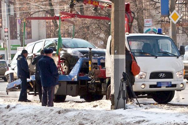 Эвакуатор в Солнечногорске