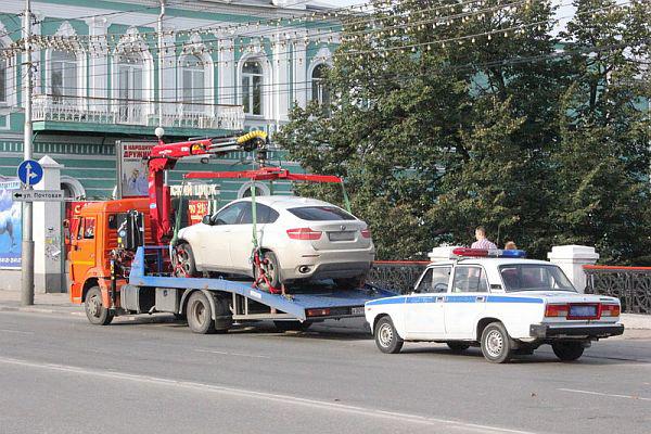 Заказ эвакуатора дешево в Люберцах