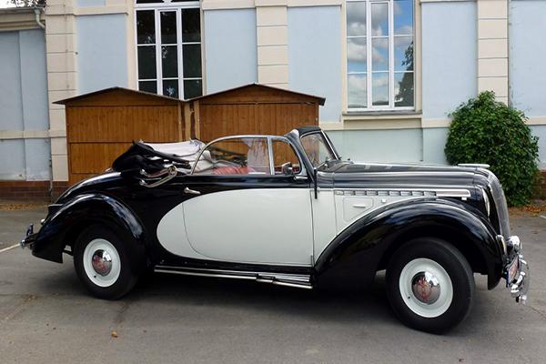 автосалон 1939 года